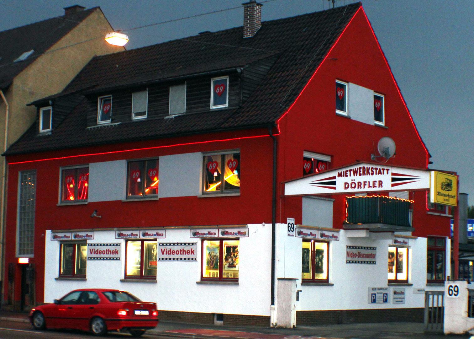 Lust Haus Rheine